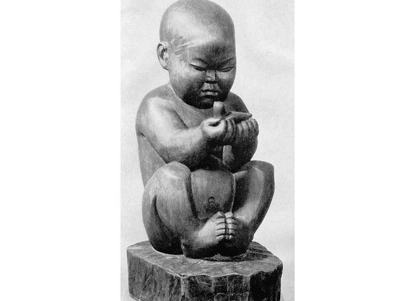 В центре Улан-Удэ появится скульптура работы Даши Намдакова
