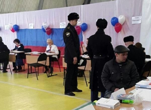 ВСвердловской области выборы проходят активно иоткрыто